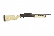 Дробовик Cyma Remington M870 short MAGPUL tactical пластик TAN (CM356TN)