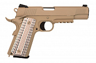 Пистолет WE Colt M45A1 TAN (GP132(TAN))