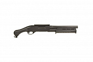 Дробовик Cyma Remington M870 shotgun MAGPUL пластик BK (CM357BK)
