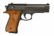 Пистолет Galaxy Beretta 92 mini spring (G.22)