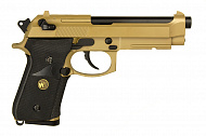 Пистолет WE Beretta M9A1 TAN GGBB (GP321(TAN))