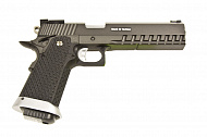 Пистолет KJW Hi-Capa 6' KP-06 Gray CO2 GBB (DC-CP230(GRAY)) [1]